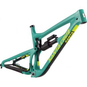 Santa Cruz Nomad CC VIVID AIR 2017 emerald/yellow