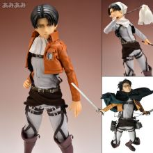 Фигурка Леви Атака Титанов(Оригинал из Японии) / Real Action Heroes No.662 RAH Attack on Titan - Levi.