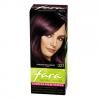 Краска для волос Fara Natural Colors, тон 321 Темный баклажан, 160 г