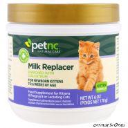 Milk Replacer 170 гр. - заменитель молока для котят