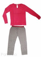 NLP-437 Пижама женская Atlantic продажа женской домашней одежды Атлантик в Москве. Интернет магазин