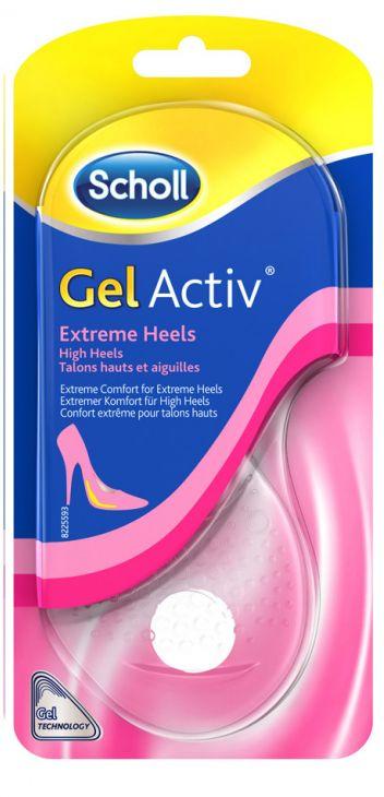 Scholl GelActiv стельки для обуви на высоком каблуке