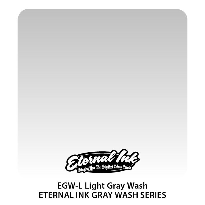 Eternal Ink Light Gray Wash