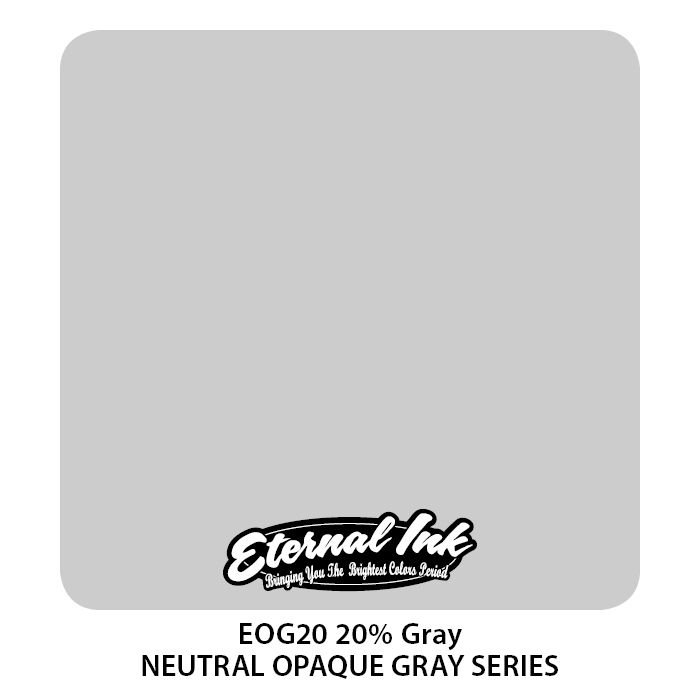 Eternal Ink Neutral Gray 20