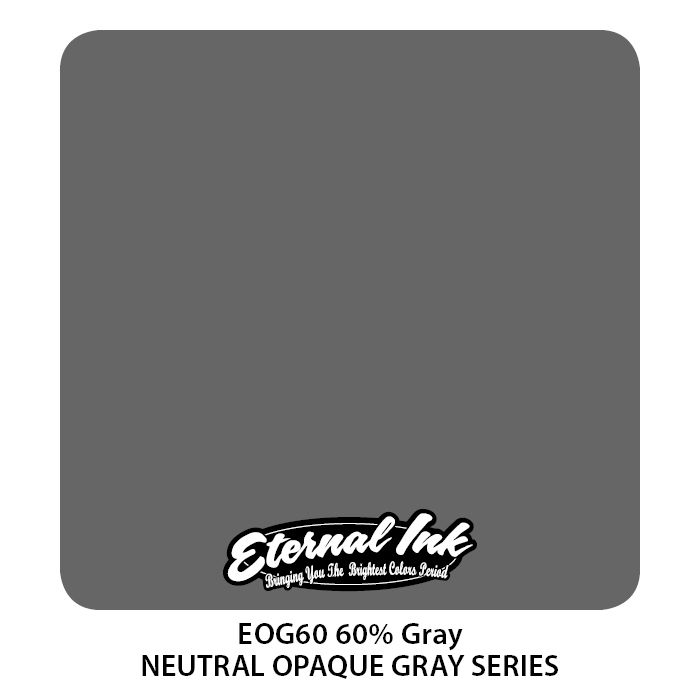 Eternal Ink Neutral Gray 60