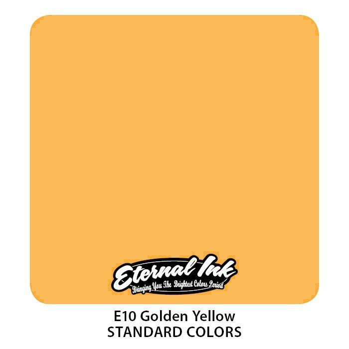 Eternal Golden Yellow