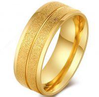 Кольцо с алмазной крошкой