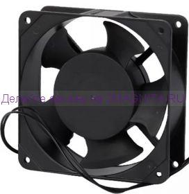 Вентилятор 110х110х25 220в, 90 кб/час