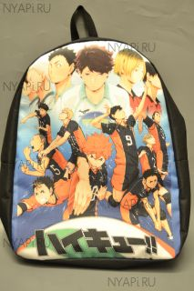Рюкзак Волейбол / Haikyuu!! Backpack