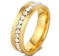 Кольцо Versace с камнямиКольцо Versace с камнями