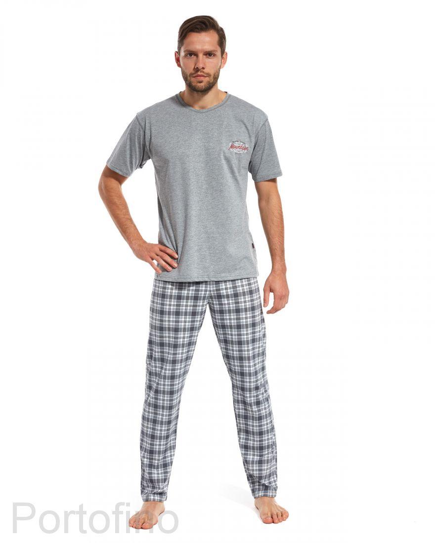 134-96 Мужская пижама Cornette