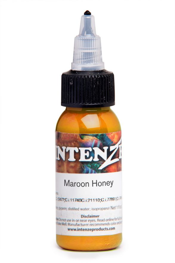 Intenze Boris Maroon Honey