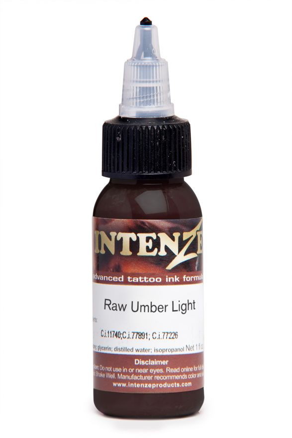 Intenze Demasi Raw Umber Light