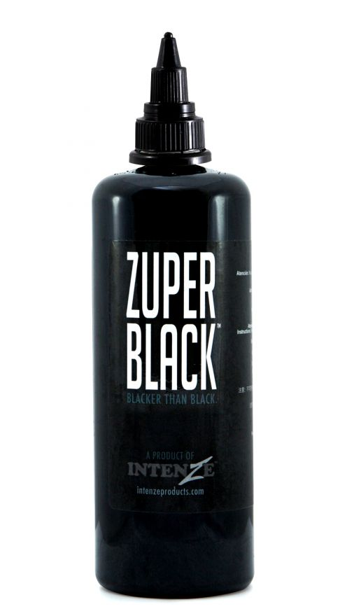Intenze Zuper Black