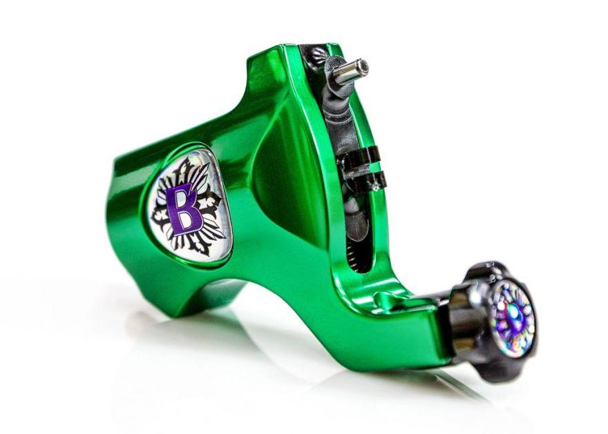 Bishop Rotary V6 Emerald Green