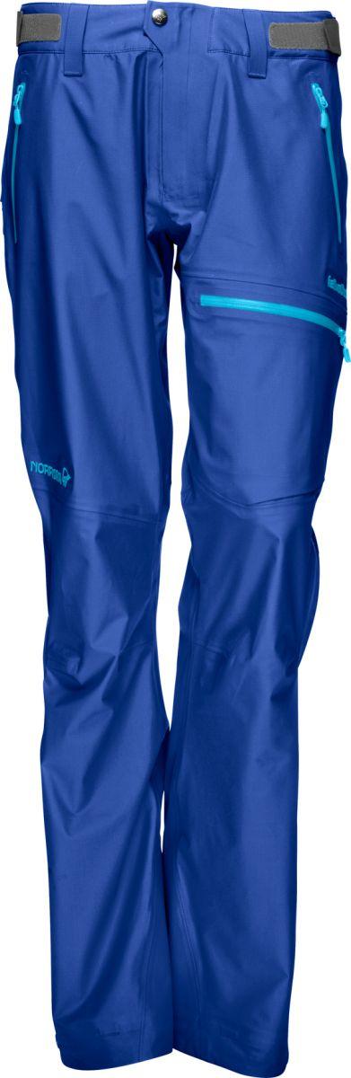 Norrona FALKETIND GTX PANT IONIC BLUE W