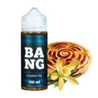 Е - жидкость Bang - Classic pie, 120 мл.