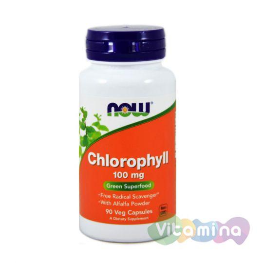 Chlorophyll (Хлорофилл) 90 капс.