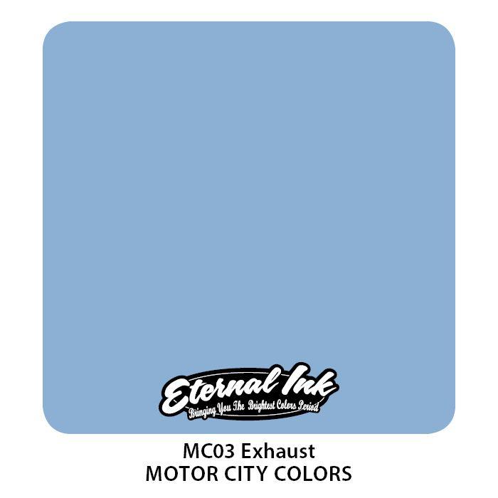 "Eternal ""Motor City"" Exhaust"
