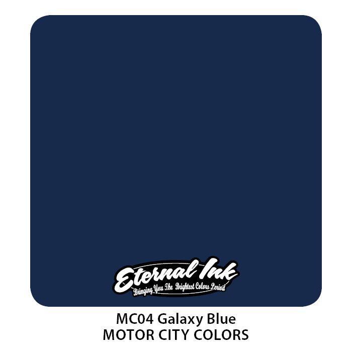 "Eternal ""Motor City"" Galaxy Blue"