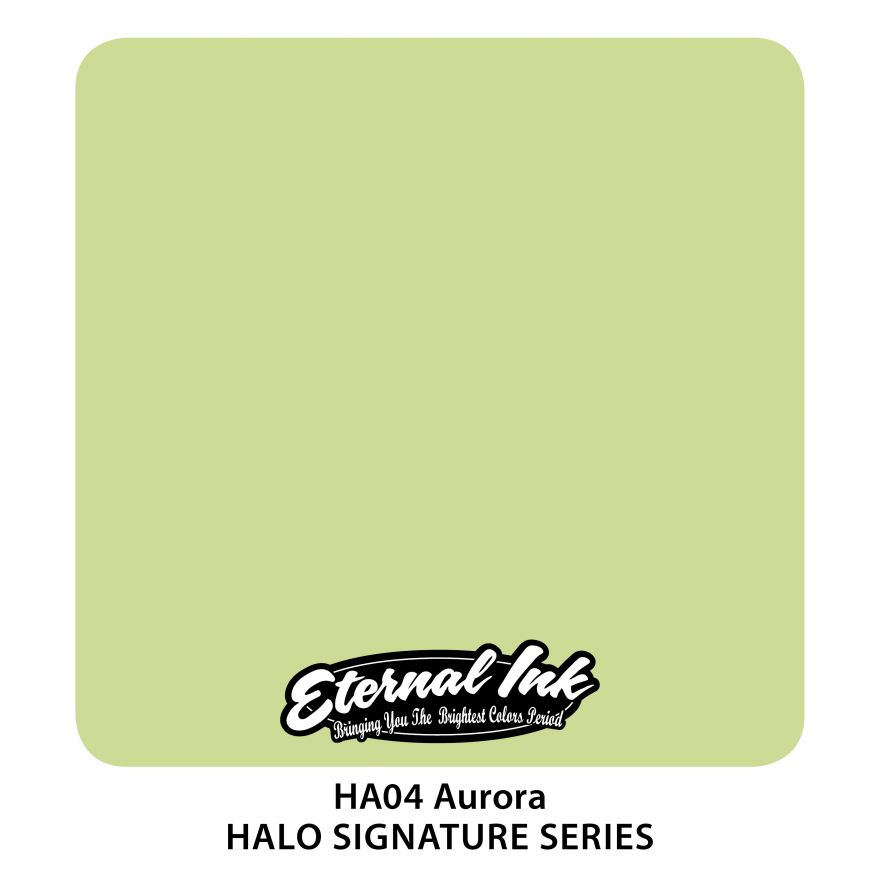 "Eternal ""Halo Fifth Dimension"" Aurora"