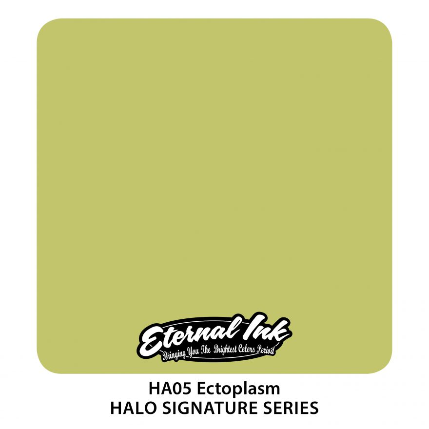 "Eternal ""Halo Fifth Dimension"" Ectoplasm"