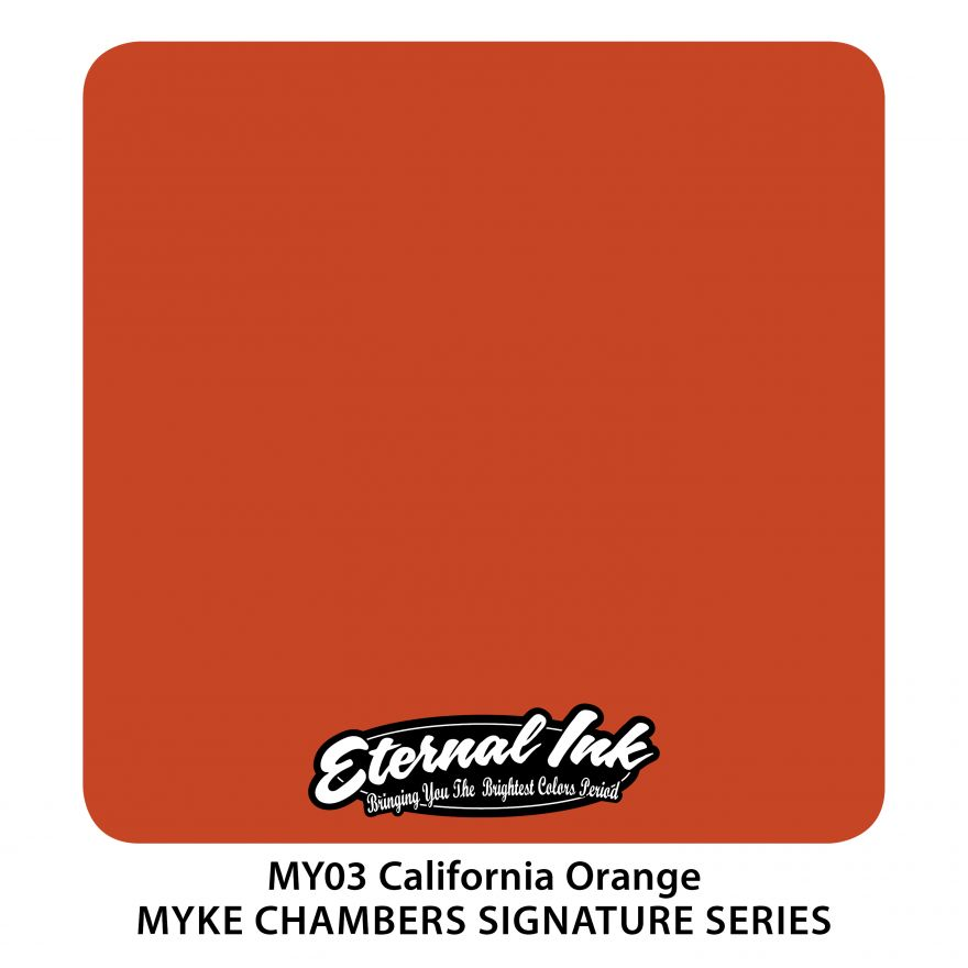 "Eternal ""Myke Chambers"" California Orange"