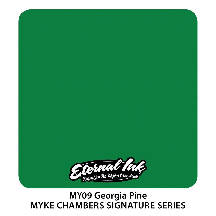 "Eternal ""Myke Chambers"" Georgia Pine"