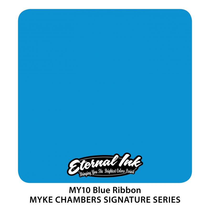 "Eternal ""Myke Chambers"" Blue Ribbon"
