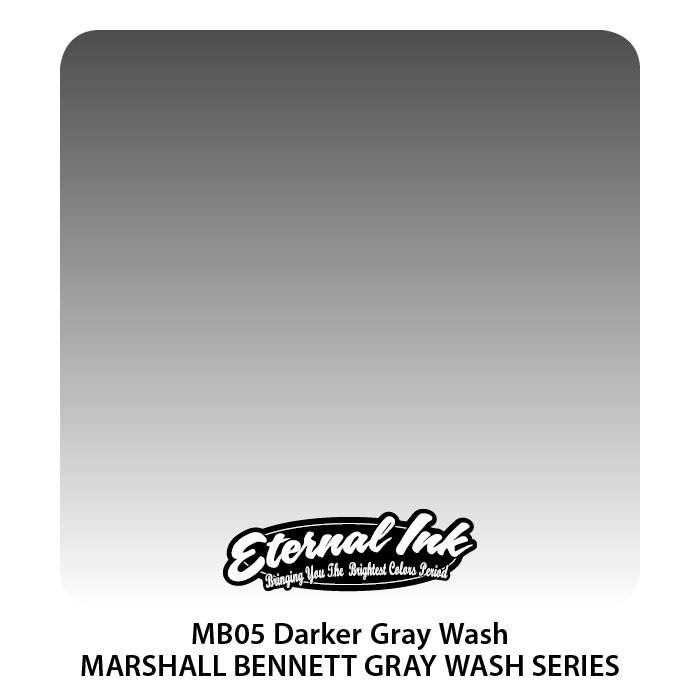 "Eternal ""Marshall Bennett"" Darker Gray Wash"