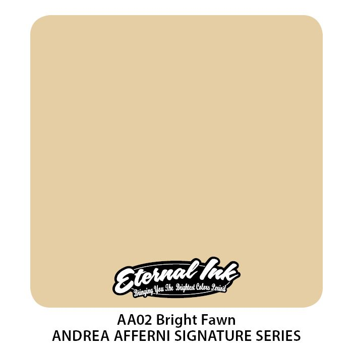 "Eternal ""Andrea Afferni"" Bright Fawn"