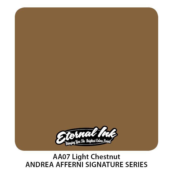 """Eternal """"Andrea Afferni"""" Light Chestnut"""