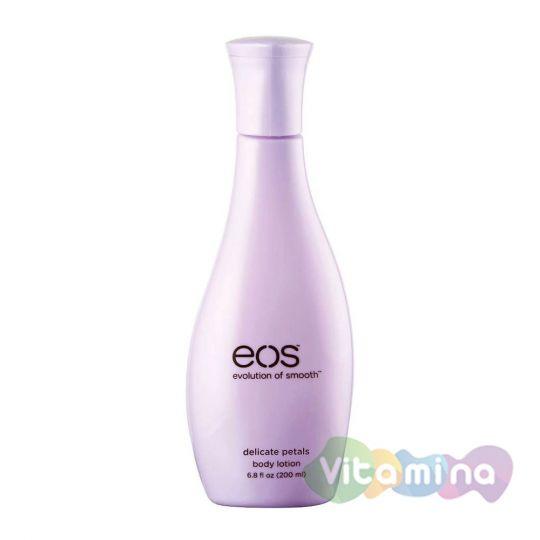 EOS лосьон для тела Delicate Petals Нежные лепестки роз, 200 мл
