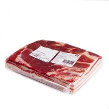 Ветчина сыровяленая из свинины Грудинка Панчетта Теза Alto Concetto ~ 1,3 кг (Россия)