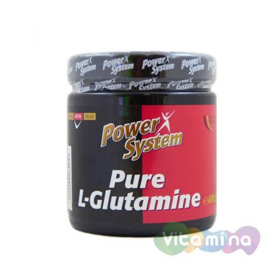 Pure L-Glutamine (Чистая аминокислота глутамин), 400 г