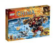 Lego Legends of Chima 70225 Грохочущий медведь Бладвика #