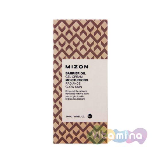 Защитный гель-крем для лица - Barrier Oil Gel Cream Mizon