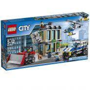 Lego City 60140 Ограбление на бульдозере #
