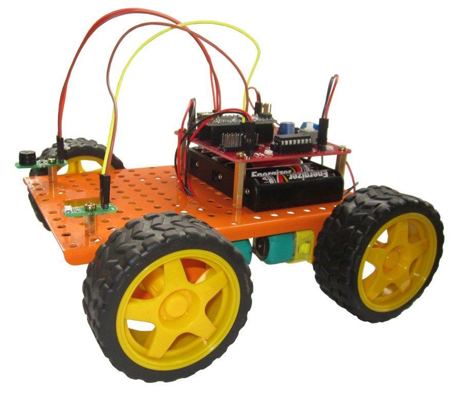 Конструктор робот СКИФ Танай