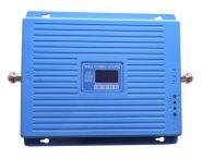 Трехдиапазонный усилитель (Репитер) сигнала Repeater GSM / DCS / 3G (900MHz / 1800MHz / 2100MHz)
