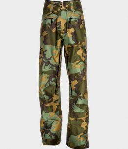 Norröna Tamok Gore-Tex (M) pants Green camo