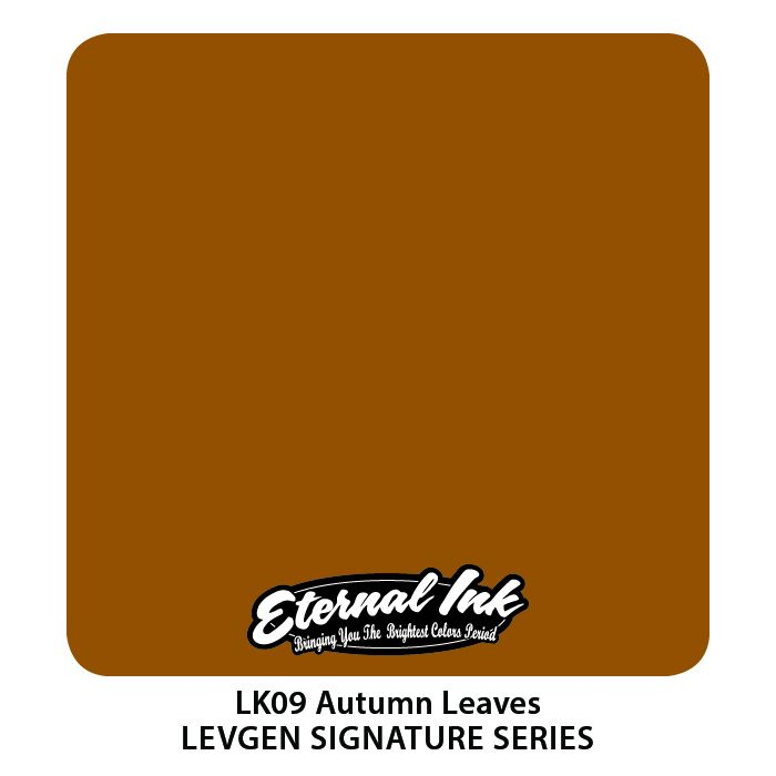 "Eternal ""Levgen"" Autumn Leaves"