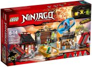 Lego Ninjago 70590 Аэроджитцу: поле битвы